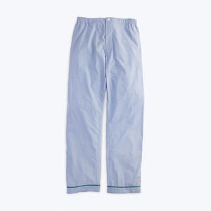 SLEEPY JONES // Marcel Pajama Pnat End on End Blue