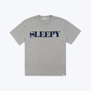 SLEEPY JONES JACKSON T-SHIRT // GREY