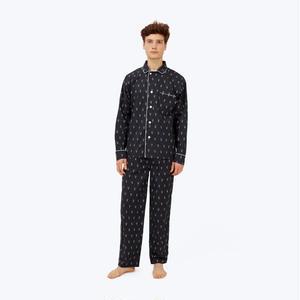 SLEEPY JONES // DLF Lowell Pajama Set Black&White Lightbulbs