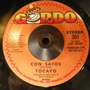 TOCAYO / CON SAFOS
