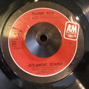 ATLANTIC STARR/THANK YOU