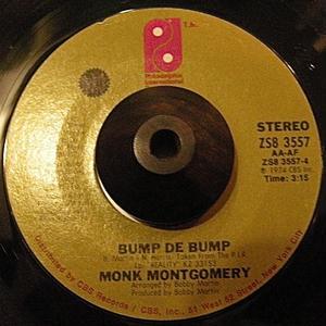 MONK MONTGOMERY / BUMP DE BUMP