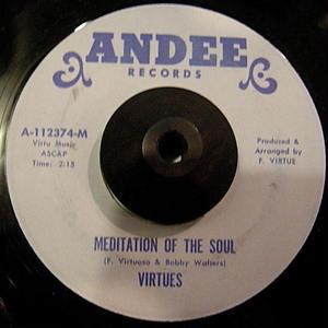 VIRTUES / MEDITATION OF THE SOUL / DOIN' IT