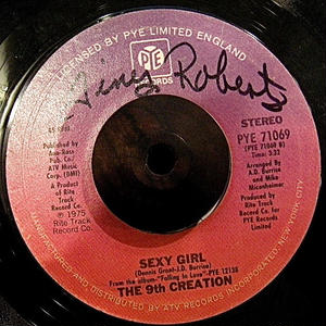 THE 9th CREATION / SEXY GIRL