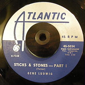 GENE LUDWIG / STICKS & STONES