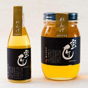 国産蜂蜜 -蜜匠シリーズ-  「れんげ」600g