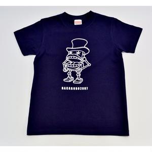 バカロボTシャツ(ネイビー)