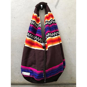 "T.K GARMENT SUPPLY ×MB7r HOBO BAG ""ETHNIC"""