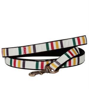 PENDLETON®  PET COLLECTION HIKER LEASH - GLACIER ナイロン製 リード グレーシャー柄