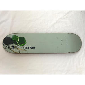 "2001年製 GIRL SKATEBOARDS The Modern Chair series SKATE DECK ""RAR"". Designed by Tony Larson."