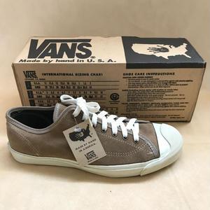 Deadstock 1990年代 アメリカ製 VANS DEAN STONE SUEDE size 10.5
