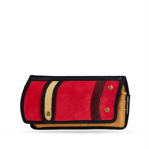 【Jump From Paper】JFP098 長財布/レッド Traveler Purse-Red 正規輸入品