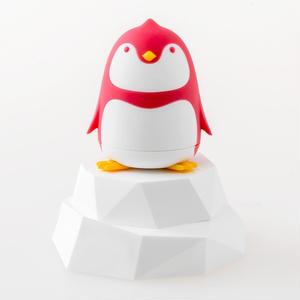 インテリアになるペンギンさんのドライバーセット(レッド)(A00006)