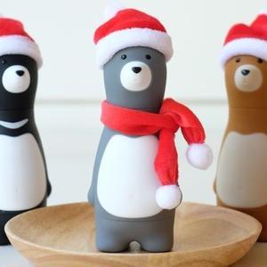 【期間限定/クリスマスアクセサリー付】クマさんのラチェットドライバーセット