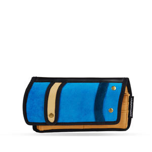 【Jump From Paper】JFP097 長財布/ブルー Traveler Purse-Blue 正規輸入品