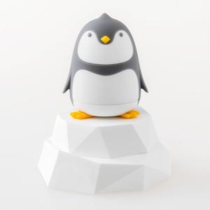インテリアになるペンギンさんのドライバーセット(グレー)(A00009)