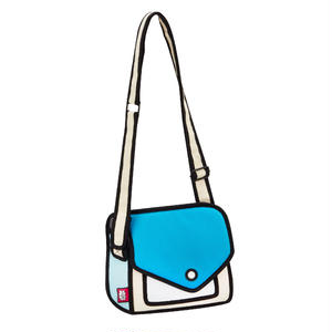 【Jump From Paper】JFP164 ショルダーバッグ ブルー Color Me In Collection / Giggle Shoulder Bag 正規輸入品