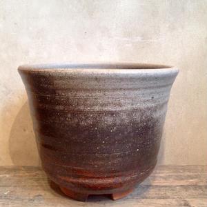 和田窯鉢    5号鉢   no.8