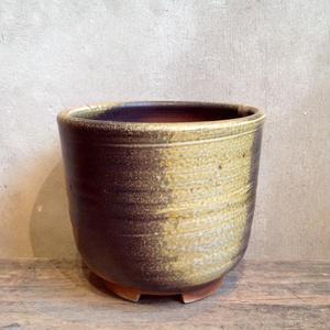 和田窯鉢   3.5号鉢   no.1