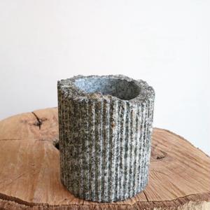 ノム爺の石鉢     no.006 φ8cm