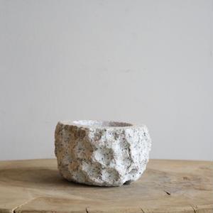 ノム爺の石鉢     no.026