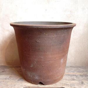 丹波鉢  デッドストック no.14  φ15.5cm