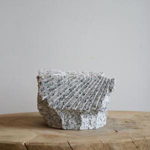 ノム爺の石鉢     no.018
