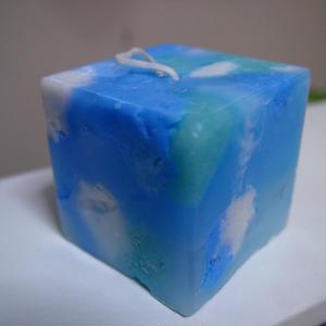 もくもくキューブ-BLUE-