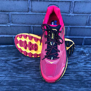 HOKA ONE ONE / CHALLENGER ATR 3 (MEN'S)  True Red/Chili Pepper