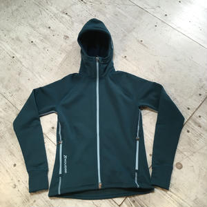 HOUDINI / WOMENS Power Houdi  /Abyss Green