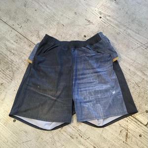 MMA 『Crazy Denim Run Pants』
