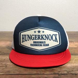 【9月23日発売】HUNGERKNOCK Originals / Tsubatan Cap 2  DENIMNAVY/RED