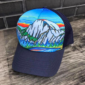 NORTHWEST TRUCKER CAP / Yosemite Half Dome