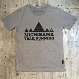 MMA×MICHIGAMA TRAIL RUNNING Tee