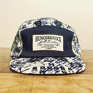 HUNGER KNOCK Originals『MICHIGAMA CRASH CAP 』