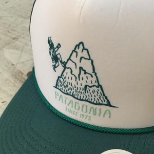 patagonia『フーフィン・イット・インターステート・ハット』(Tasmaian Teal)