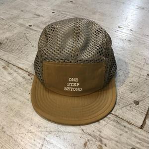 ELDORESO / BEYOND MESH CAP(ベージュ)