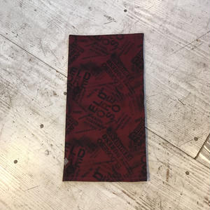 ELDORESO『Euphoria Neck Warmer』(Burgundy)