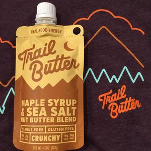 Trail Butter  『メープル&シーソルト  4.5oz』