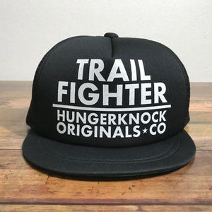【9月23日発売】HUNGERKNOCK Originals / HK TF CAP 2 BLACK