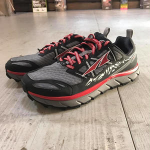 ALTRA  / LONEPEAK 3.0 M's BLACK RED