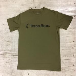 TetonBros.『Standard Logo Tee (Men)』