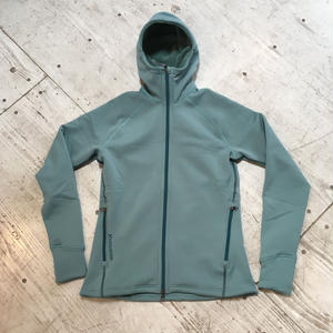 HOUDINI / WOMENS Power Houdi  /Poler Green
