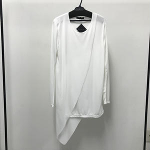 【Sample】レイヤードカットソー / ホワイト