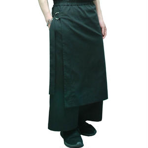 【Last1】D-Ring Covered Wide Pants