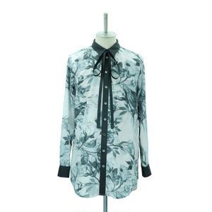 Flower Ribbon Shirt