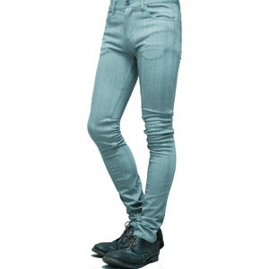 Herringbone Stretch Skinny
