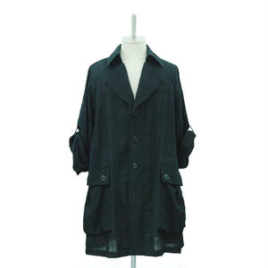 Over Sized Trench Coat
