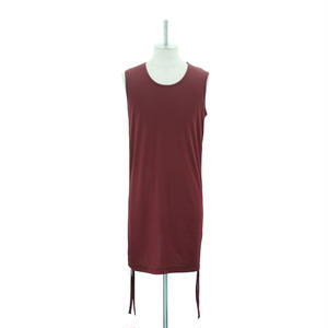 Side Shirring Tank Top