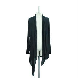 Layered Asymmetry Cardigan
